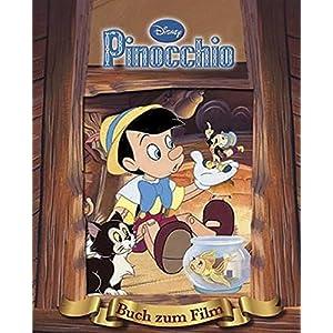 Pinocchio: Das Buch zum Film mit magischem 3D-Cover