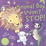 Jan Ormerod The Animal Bop Won't Stop PB + CD