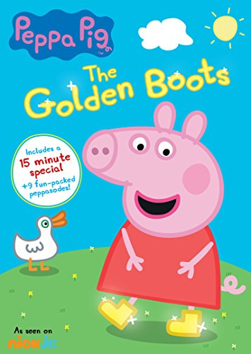 Peppa P: The Golden Boots