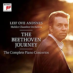 The Beethoven Journey-Klavierkonzerte 1-5