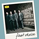 Oktett op. 20 / Streichquartett op. 80 (First Choice)