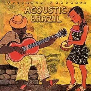 Putumayo Presents Acoustic Brazil Amazon Com Music
