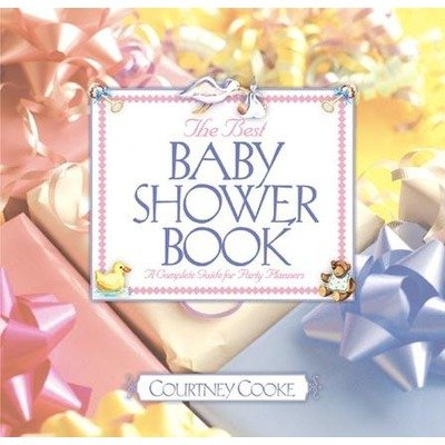 Simon & Schuster 1039-SB Best Baby Showers Book