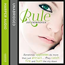 Rule: The Marked Men, Book 1 (       UNABRIDGED) by Jay Crownover Narrated by Sophie Eastlake, Michael Rahhal