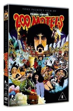 Frank Zappa's 200 Motels [DVD]