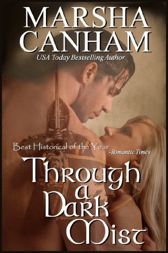 Through A Dark Mist (Robin Hood Trilogy) by Marsha Canham