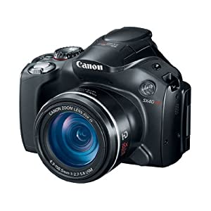 Camera Canon SX40 HS 12.1MP