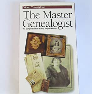 Video Tutorial for The Master Genealogist : Getting Started