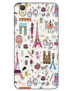 Fashub Oppo A37 Back Cover Designer Hard Case Printed Cover