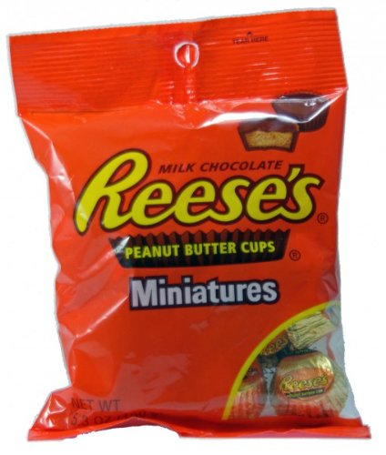reeses-peanut-butter-cups-miniatures-150-gr