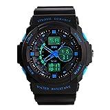Mens Military Sport Wrist Watch