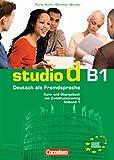 img - for Studio D in Teilbanden: Kurs- Und Ubungsbuch B1 MIT Lerner-CD (Einheit 1-5) (German Edition) book / textbook / text book