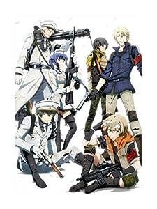 TVアニメ『青春×機関銃』① [Blu-ray]