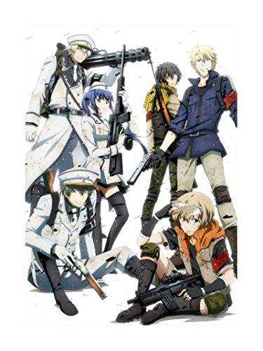 TVアニメ『青春×機関銃』