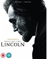 Lincoln (Blu-ray + UV Copy) [Region Free]