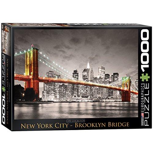 New York City Brooklyn Bridge Puzzle