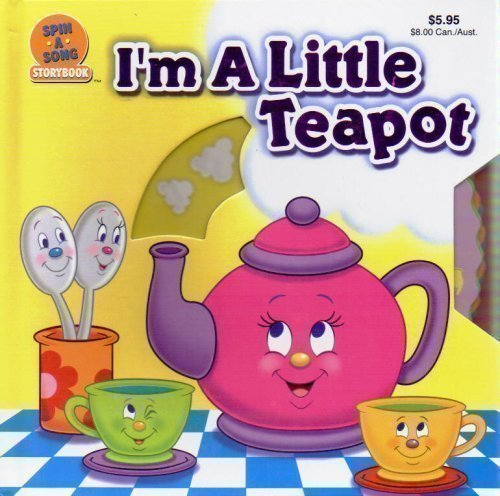 im a little teapot cartoon - photo #23