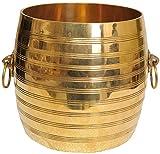 Exotic India Ritual Vessel - Brass