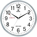 Eyerayo P2P WiFi Wall Clock Hidden Spy Camera IP DVR Wireless Ip Pinhole DVR Digital Cam Security & Surveillance Cameras Video Recorder Can See Real-time Video by WIFI/3G/4G Mobilephone in Anywhere Anytime With Cycle recording,Motion Detection