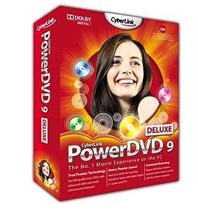 PowerDVD 9 Deluxe