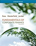 img - for Fundamentals of Corporate Finance Standard Edition Plus by Ross, Stephen, Westerfield, Randolph, Jordan, Bradford [McGraw-Hill/Irwin,2012] [Hardcover] 10TH EDITION book / textbook / text book