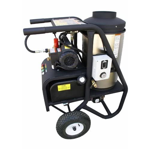 Image of SH Series 1450 PSI Hot Water Electric Diesel Pressure Washer