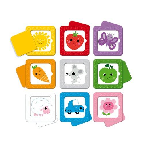 Diset - Baby Colors, juguete para apilar y encajar (63988)