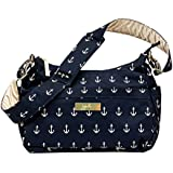 Ju-Ju-Be Nautical Legacy Collection Hobo Be Messenger Diaper Bag, The Admiral