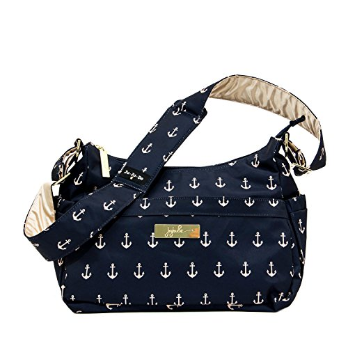 Ju-Ju-Be Legacy Nautical Collection HoboBe Purse Diaper Bag, The Admiral