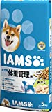 アイムス (IAMS) ドッグ 成犬用 体重管理用 チキン 小粒 5kg