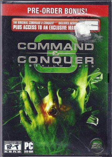 Command & Conquer Tiberium Wars - 1
