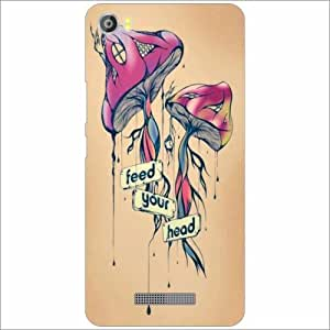 Lava Iris X8 Back Cover - Silicon Loved One Designer Cases