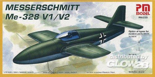 PM Models Me 328 V1/ V2 Model Kit