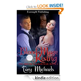 Blood-Mage Rising (The Dream-Walker War)