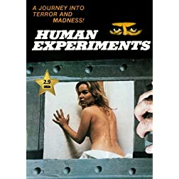 Human Experiments [VHS Retro Style] 1979