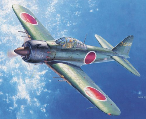 1/48 三菱A6M8 零式艦上戦闘機54/64型