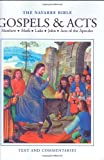 img - for The Gospels and Acts of the Apostles [The Navarre Bible: Reader's Edition] book / textbook / text book