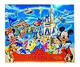 東京ディズニーリゾート ミッキー&フレンズ柄のサイン帳(マーカー付き)
