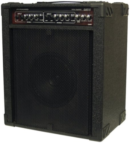 Pyramid Ga610 Guitar Amplifier (600-Watt Dual Channel)