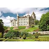 Castorland - Jigsaw Puzzle - 2,000 Pieces - Dunrobin Castle, Scotland