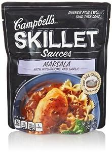 Campbell's Skillet Sauce, Chicken Marsala, 9 Oz
