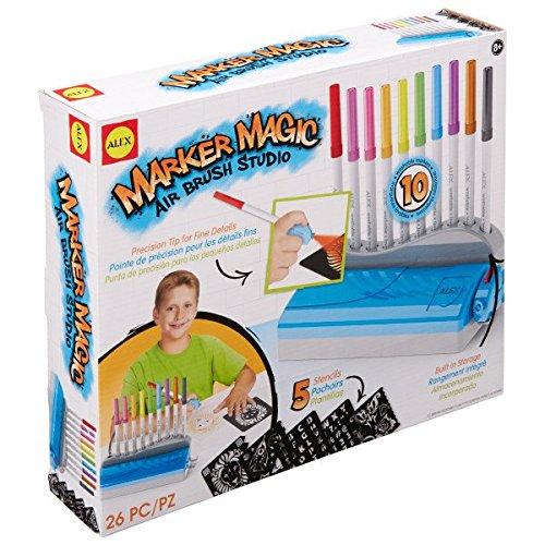 alex-toys-artist-studio-marker-magic-air-brush-studio