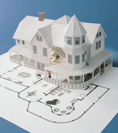 3-D Constructive Fun Home Kit (Model Home compare prices)