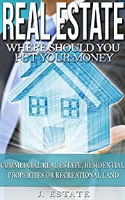 Real Estate: Where Should You Put Your Money - Commercial Real Estate, Residential Properties Or Recreational Land (Residential, Commercial, Residential ... Real Estate Investing, Real Estate)