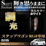 ステップワゴン RG LED シフトポジション
