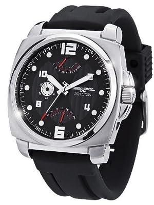 Jorg Gray JG1040-20 Men's Watch, Dual Time, Retrograde Calendar