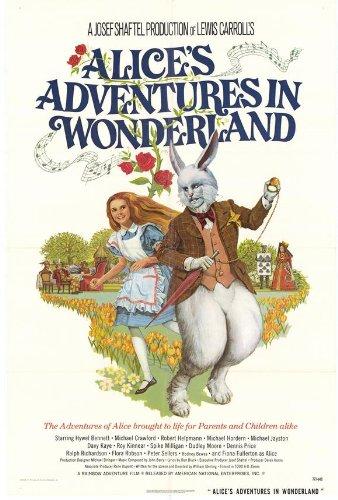 Alice'S Adventures In Wonderland Movie Poster (27 X 40 Inches - 69Cm X 102Cm) (1972) - front-312407