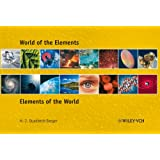 World of the Elements: Elements of the Worldby Hans-Jürgen...