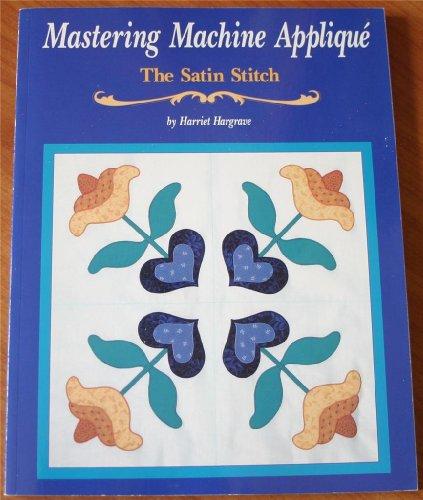 machine applique techniques