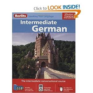 Berlitz Intermediate German (English and German Edition) Berlitz